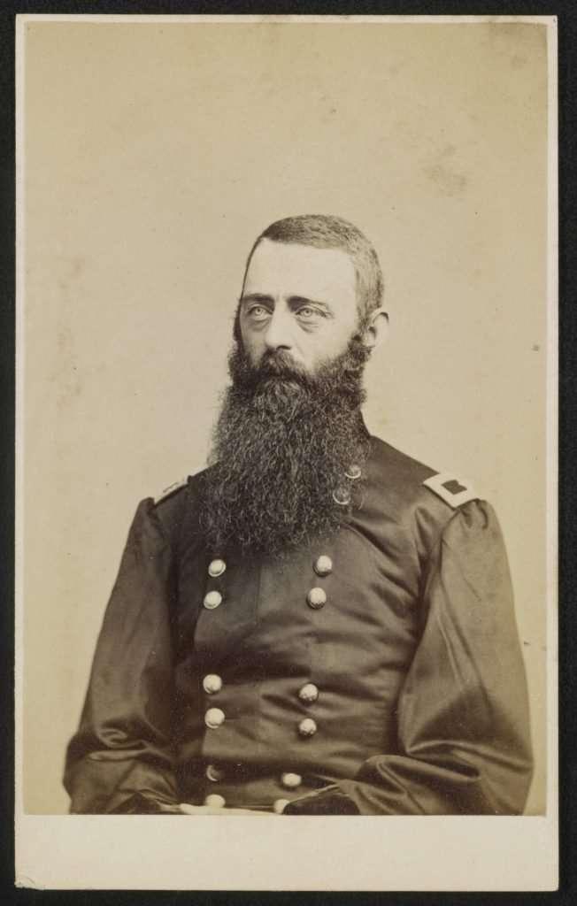 Union General David McMurtie Gregg