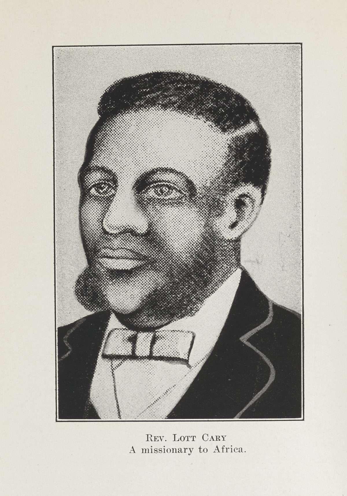 Rev. Lott Cary