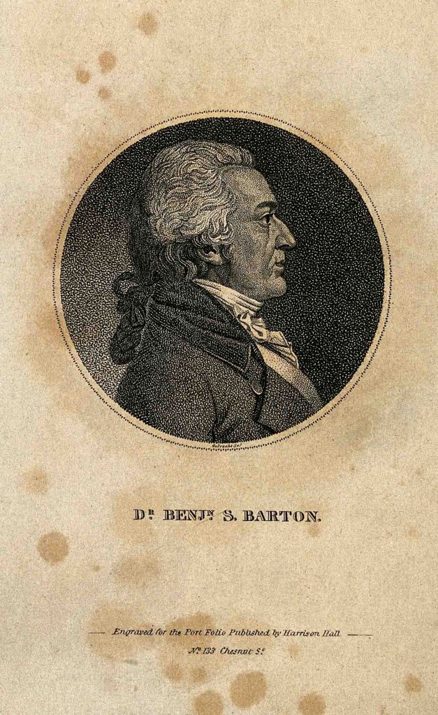 Benjamin Smith Barton