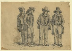 Virginia Soldiers (Confederate) during the Civil War
