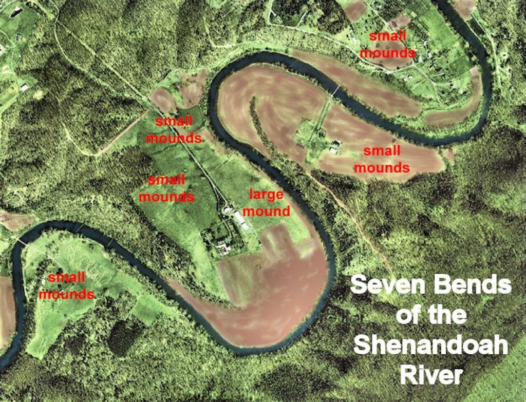 Seven Bends of the Shenandoah River