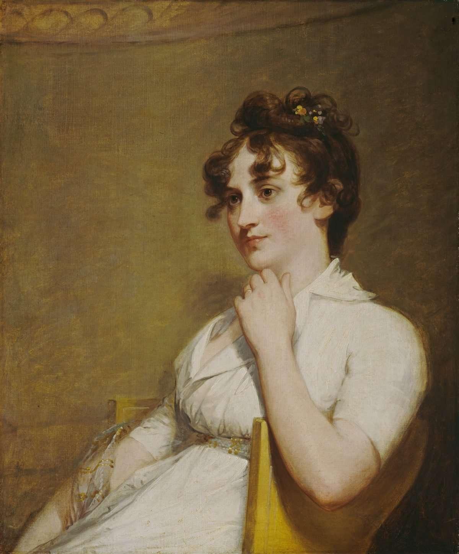 Eleanor Parke Custis Lewis (Mrs. Lawrence Lewis)