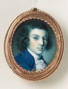 Custis, John Parke (1754–1781)