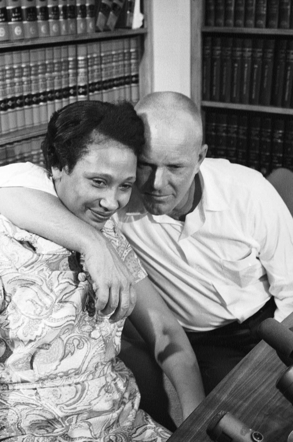 The Lovings Celebrate Supreme Court Victory