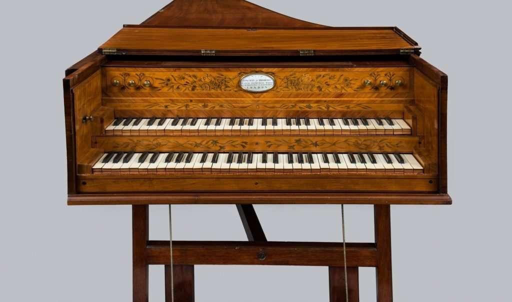 Nelly Custis's Harpsichord