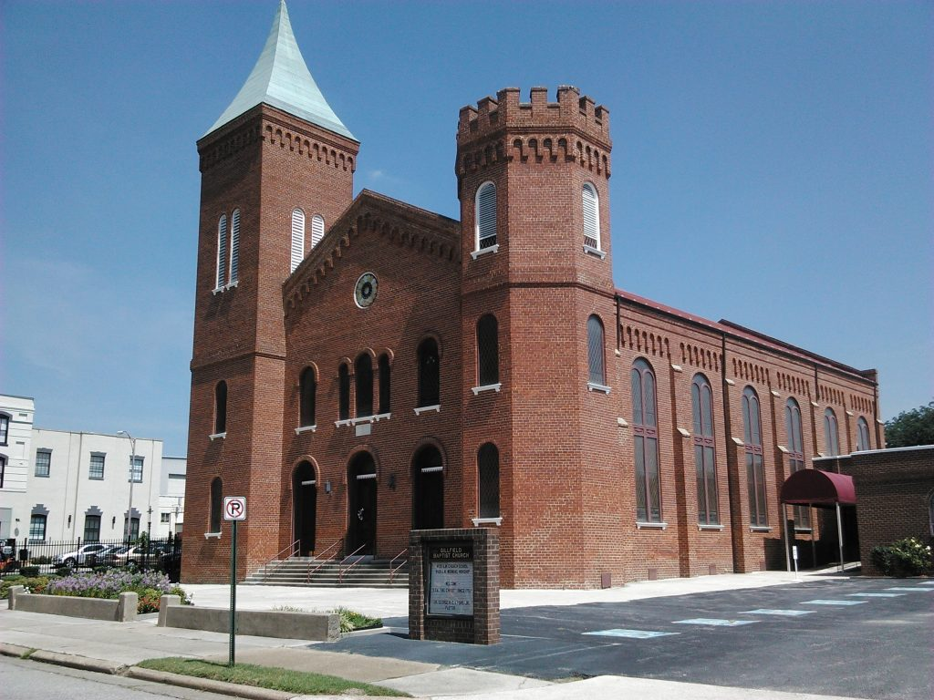 Gillfield Baptist Church
