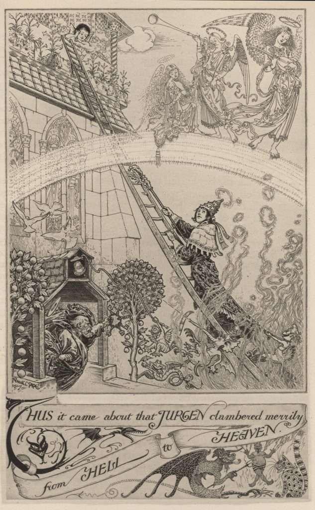Illustration for Jurgen
