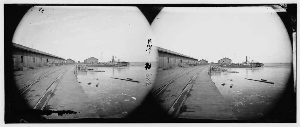 Aquia Creek Wharf