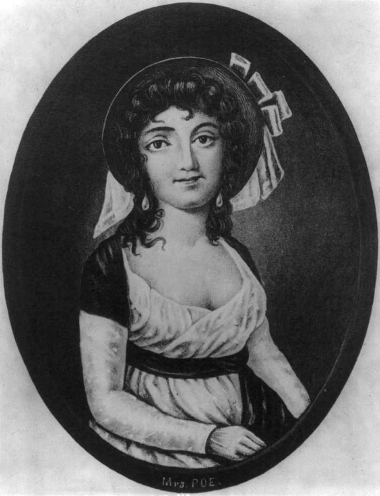 Elizabeth Arnold Hopkins Poe