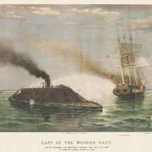 Last of the Wooden Navy.