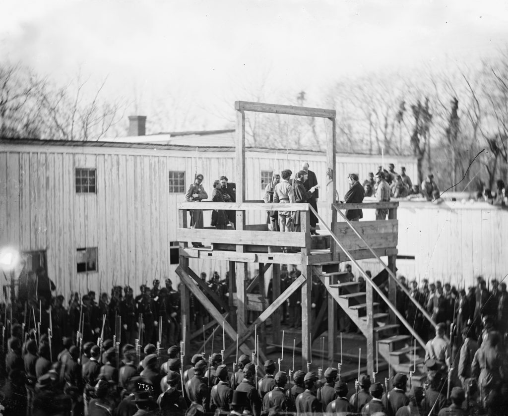 Execution of Henry Wirz
