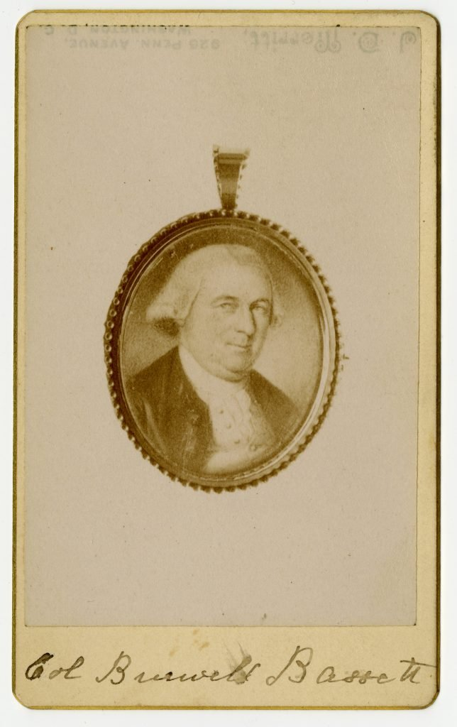 Col. Burwell Bassett