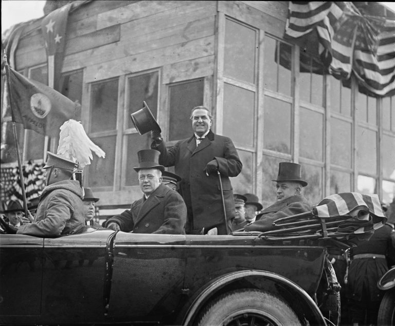 Governor E. Lee Trinkle