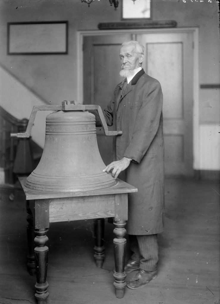 Henry Martin with Bell