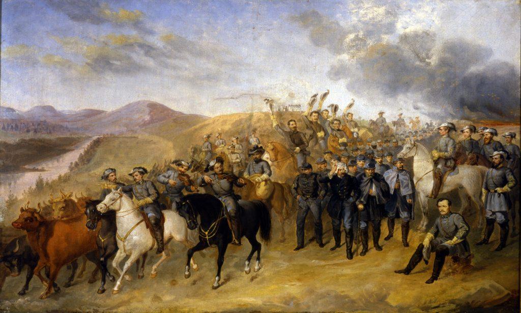 Berryville Wagon Raid