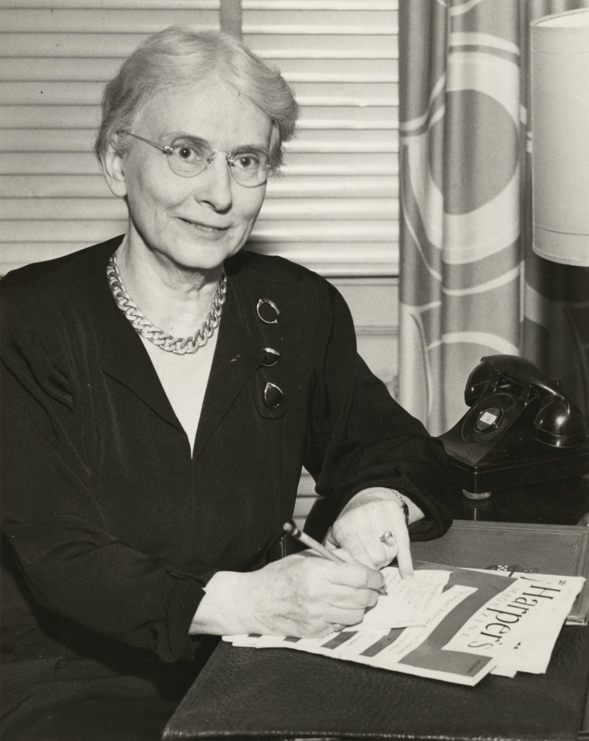 Lucy Randolph Mason