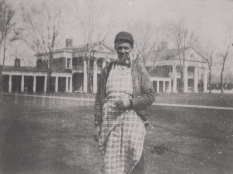 Henry Martin on the Lawn