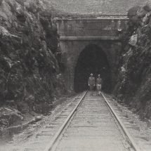 Crozet Tunnel Opening