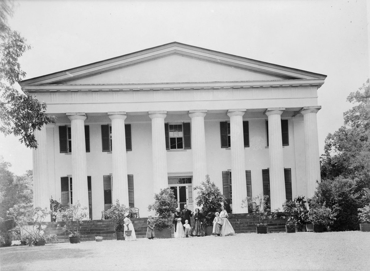 Berry Hill Plantation