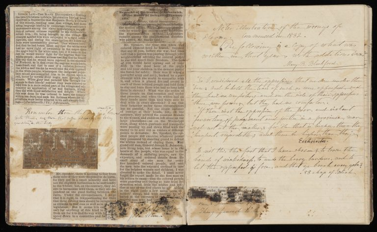 Notes illustrative of the wrongs of slavery.
