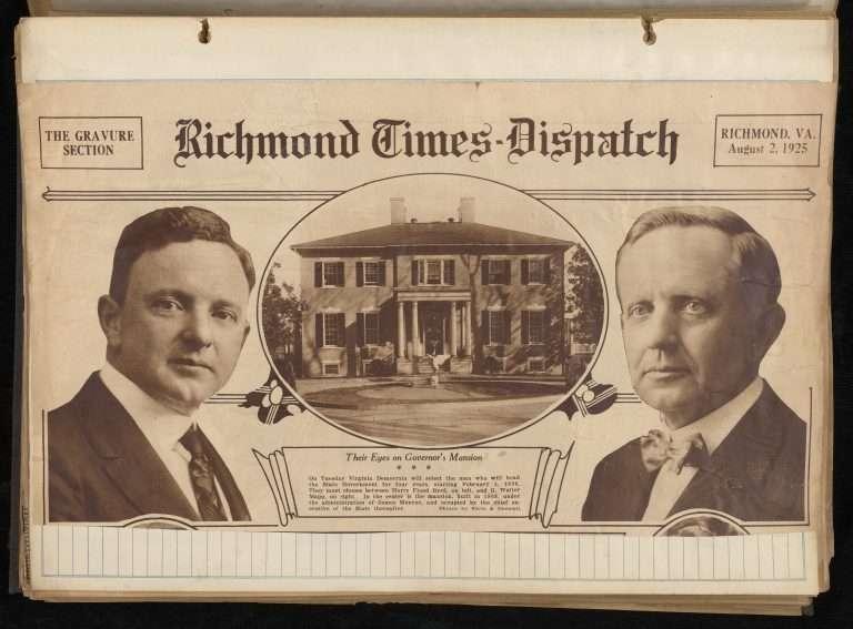 1925 Democratic Primary