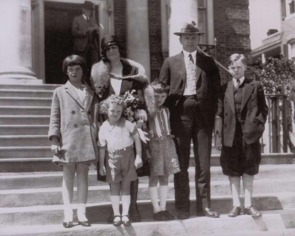 Harry F. Byrd Family