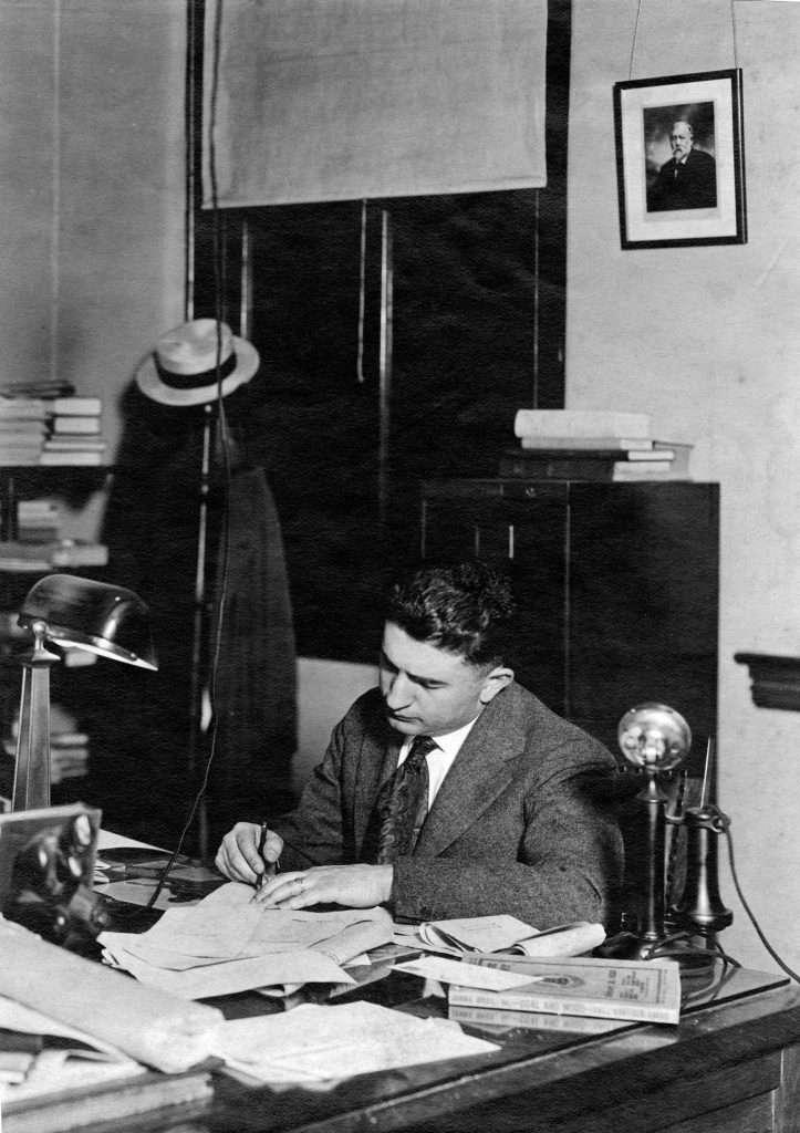 Newspaper Editor Louis Isaac Jaffé