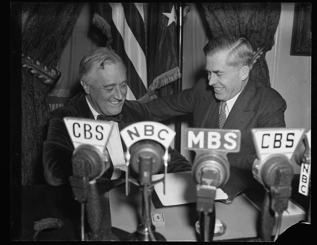 President Franklin D. Roosevelt's New Deal