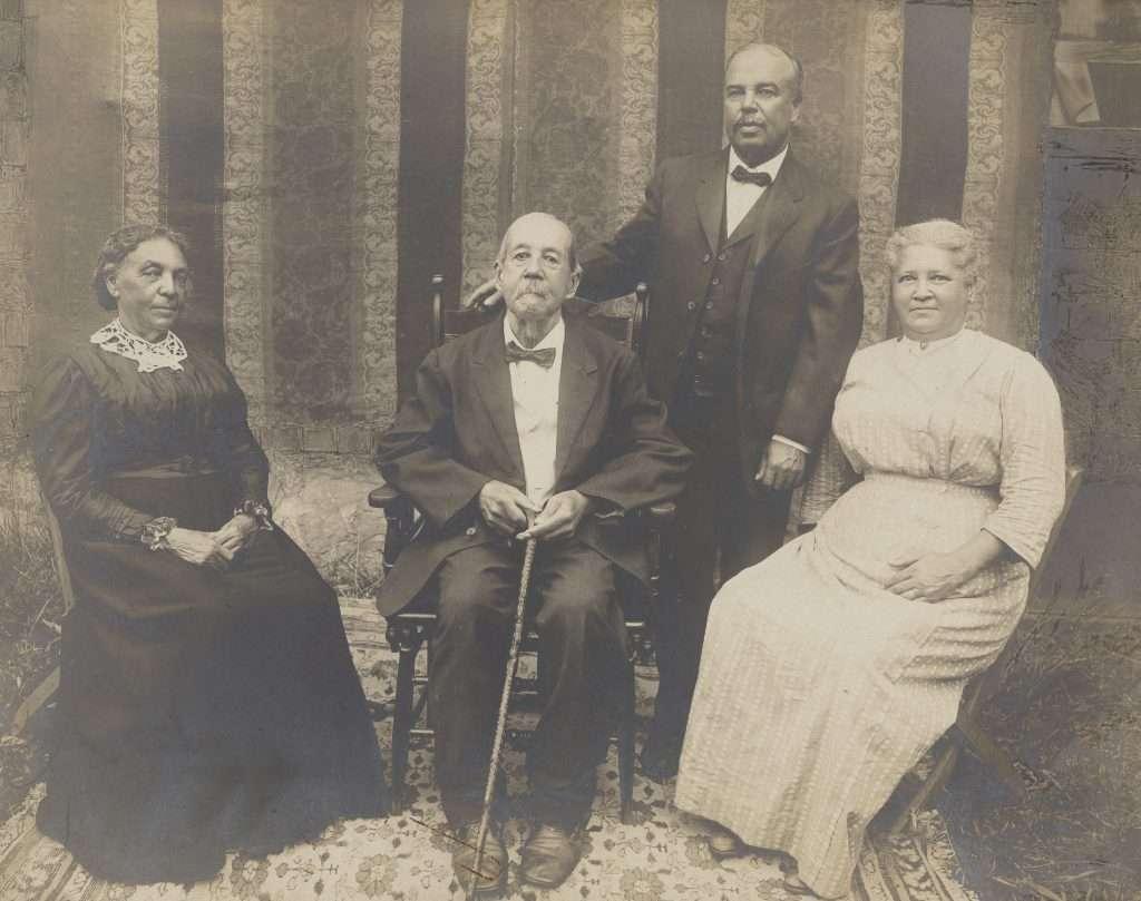 Washington Family Portrait