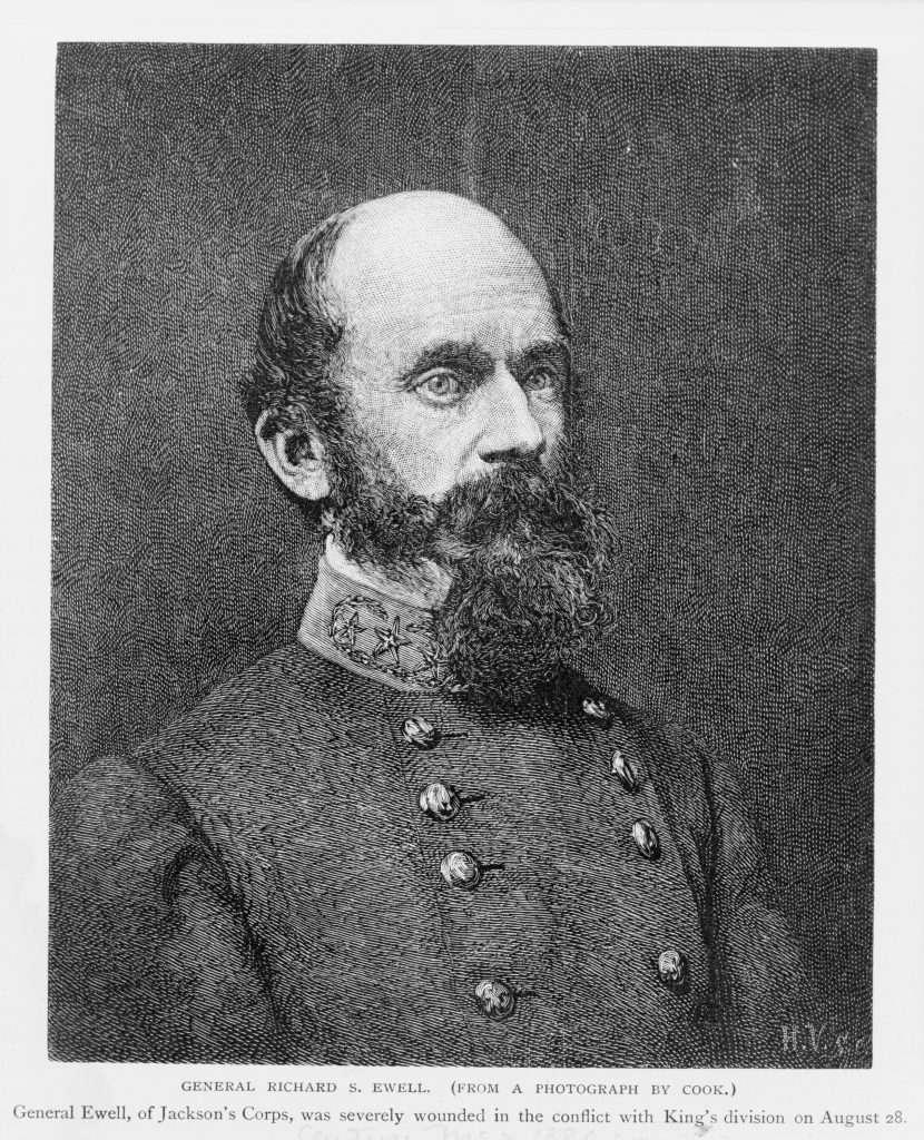 General Richard S. Ewell