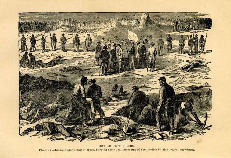 Before Petersburg.
