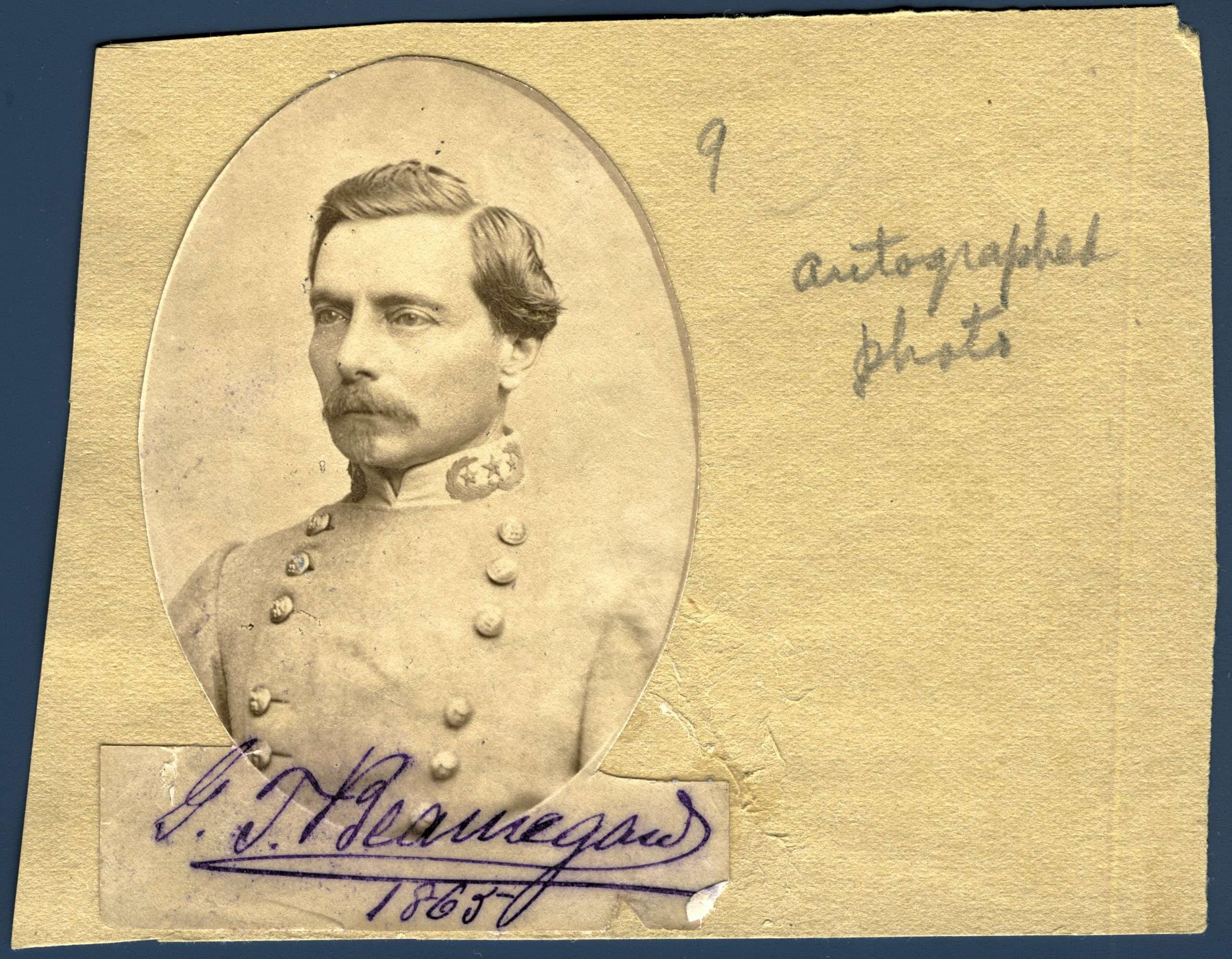 General G. T. Beauregard