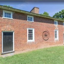 Virtual Tour of a Slave Dwelling in Cumberland County