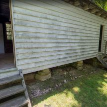 Virtual Tour of a Slave Dwelling in Mecklenburg County