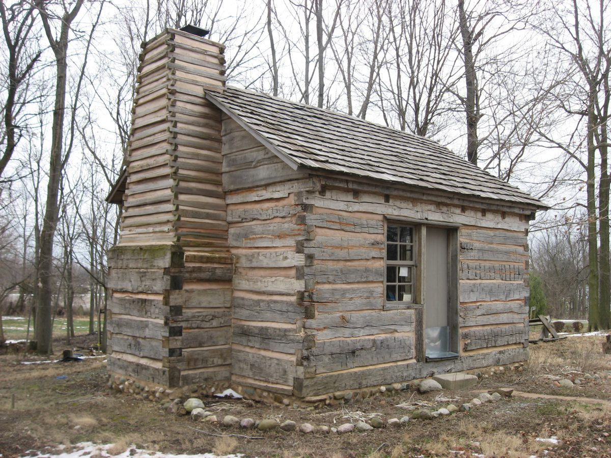 George Boxley Cabin