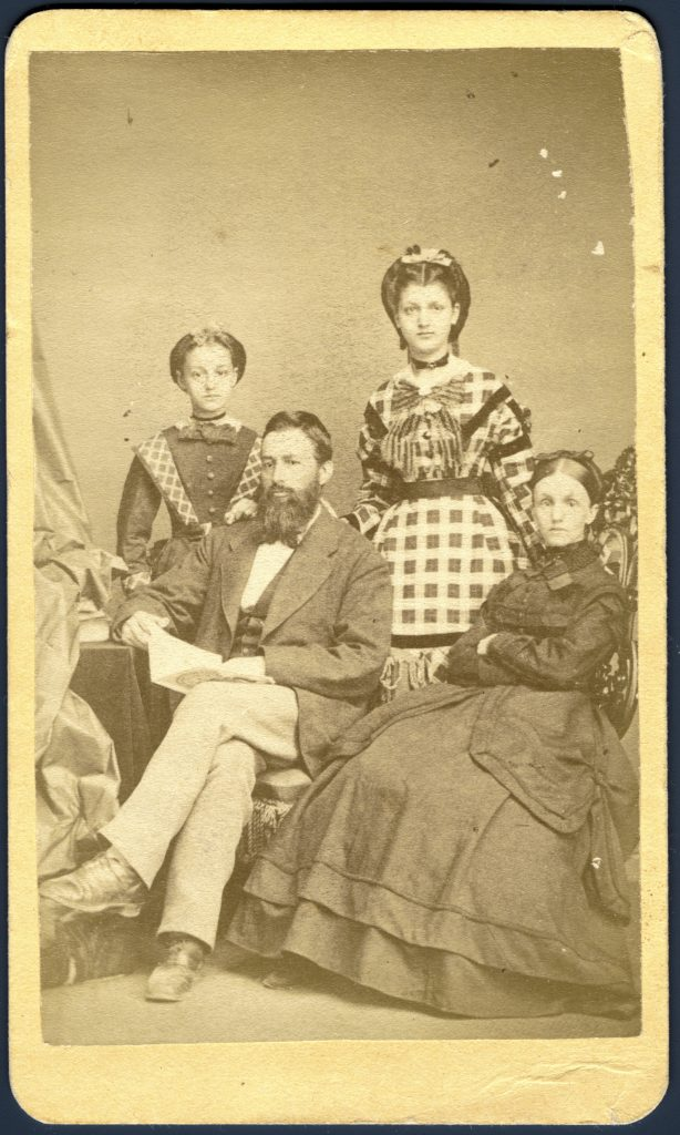 Jedediah Hotchkiss and Family