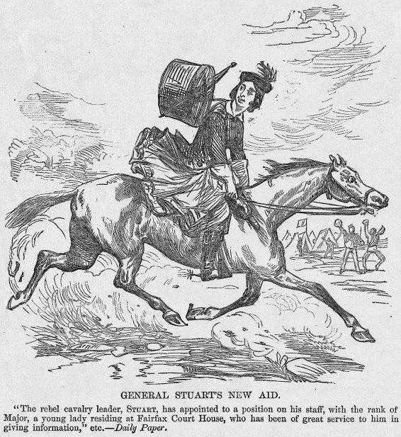 General Stuart's New Aid