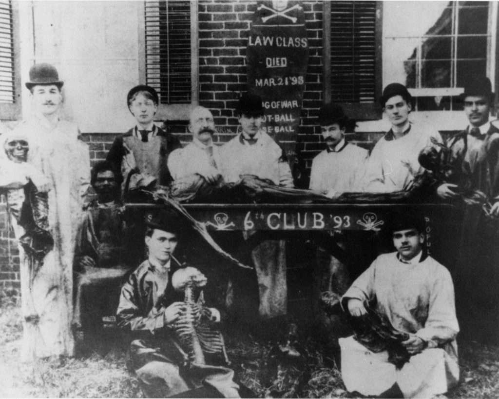 Sixth Club Cadaver Society (1893)