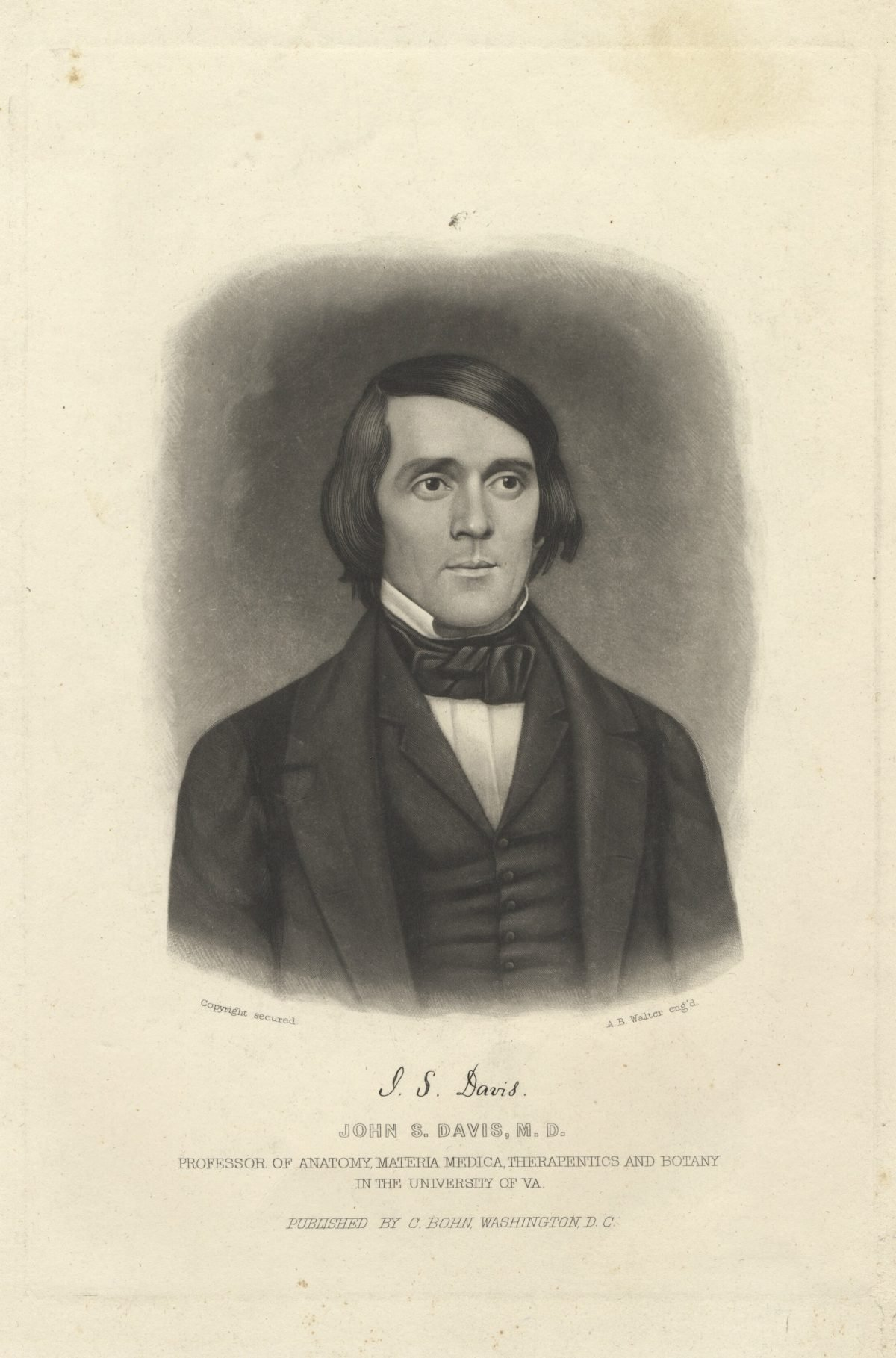 John Staige Davis