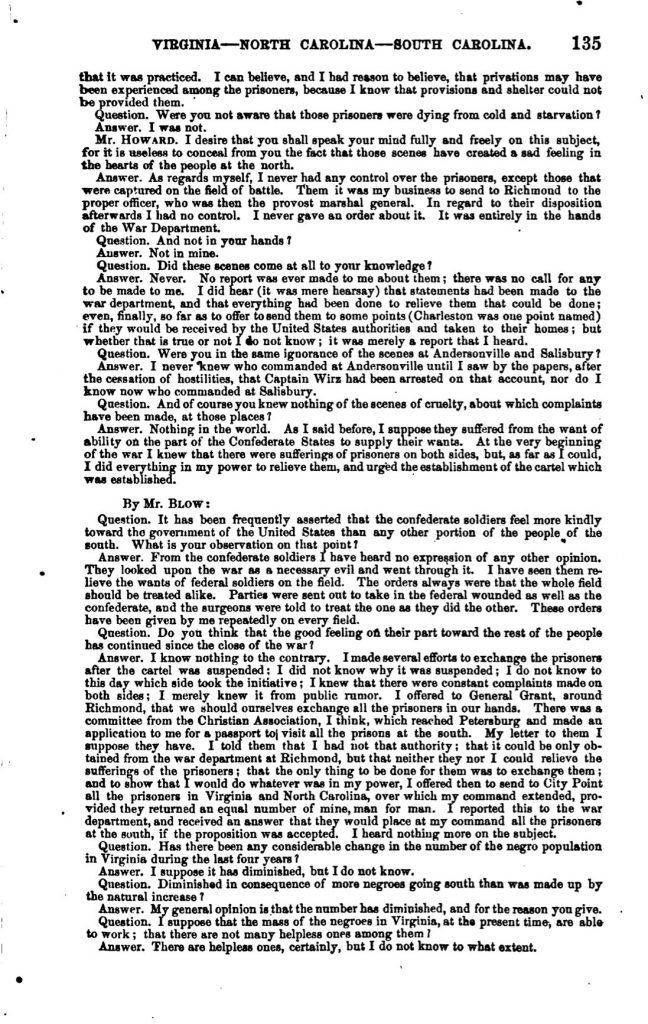 Report of the Joint Committee on Reconstruction (1866)