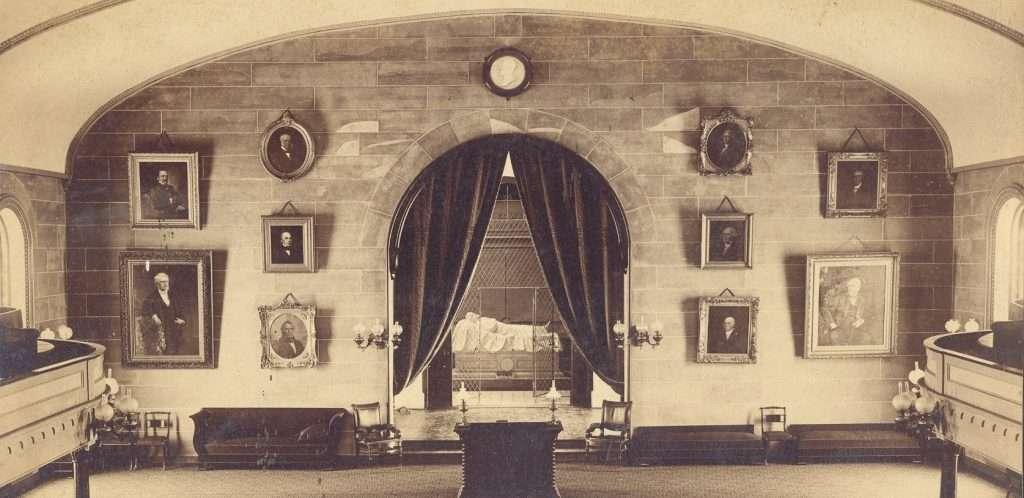 The Lee Mausoleum