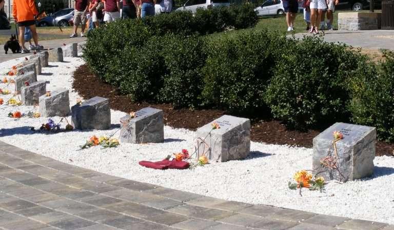 Virginia Tech Massacre Memorial