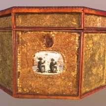 Abolitionist Tea Caddy