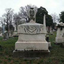 William H. Cabell's Grave