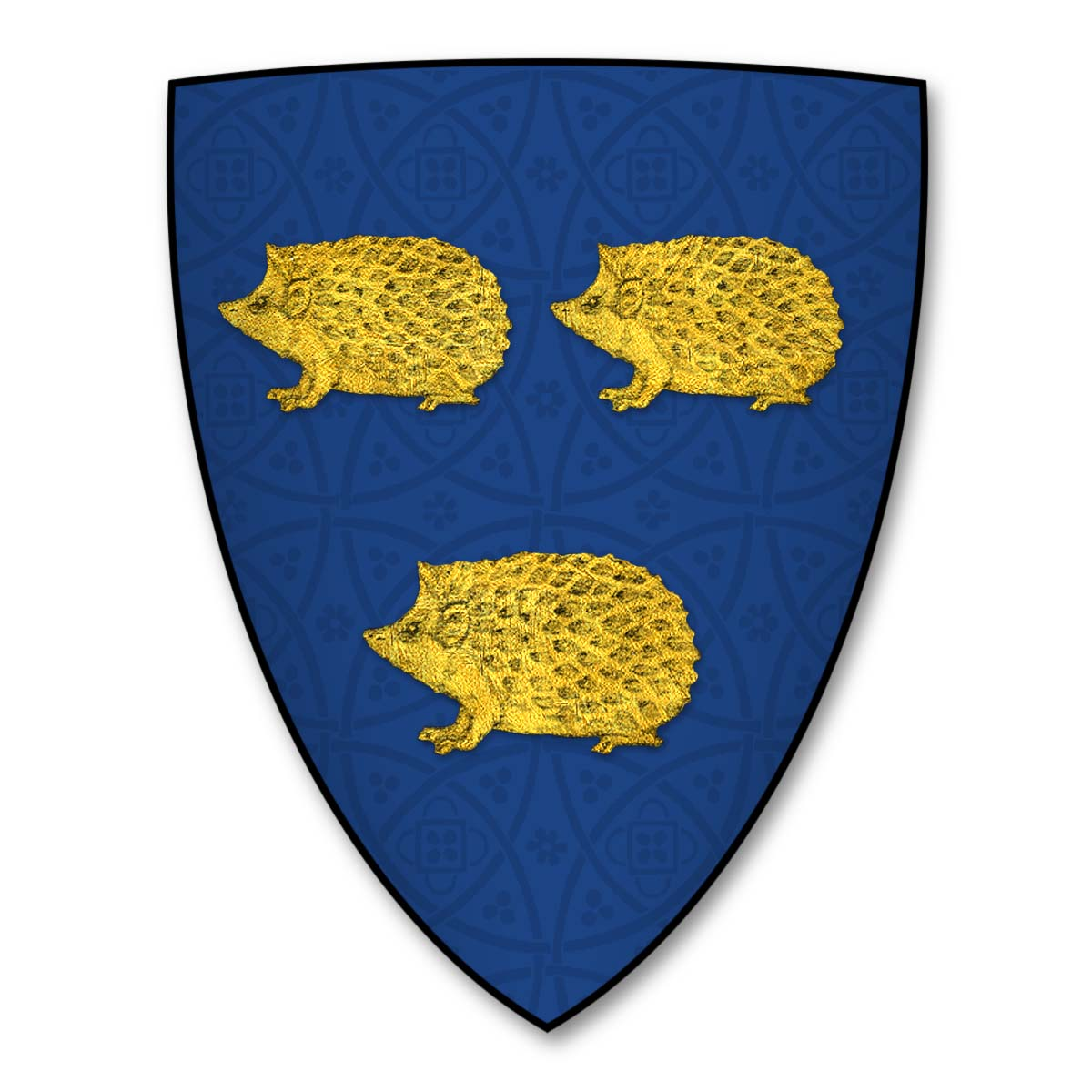 Abrahall Family Coat of Arms