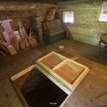 Virtual Tour of a Slave Dwelling in Nelson County