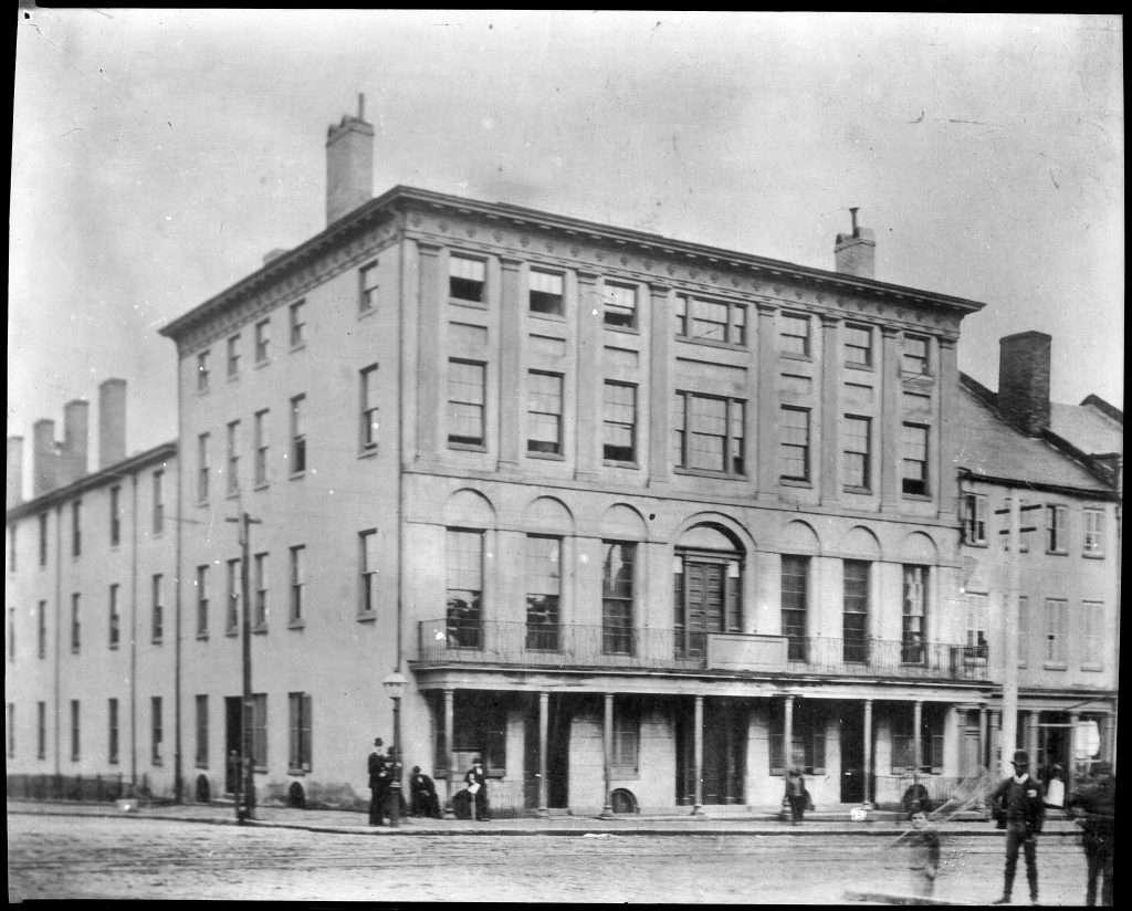Union Hotel in Richmond