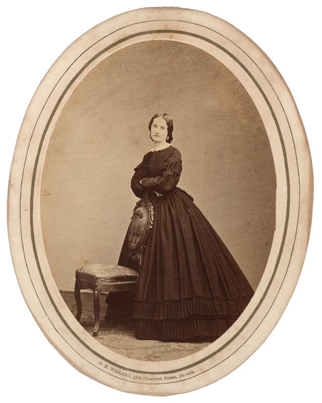 Antonia Ford Willard