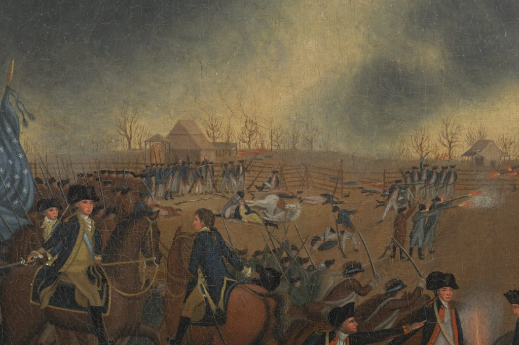 The Battle of Princeton