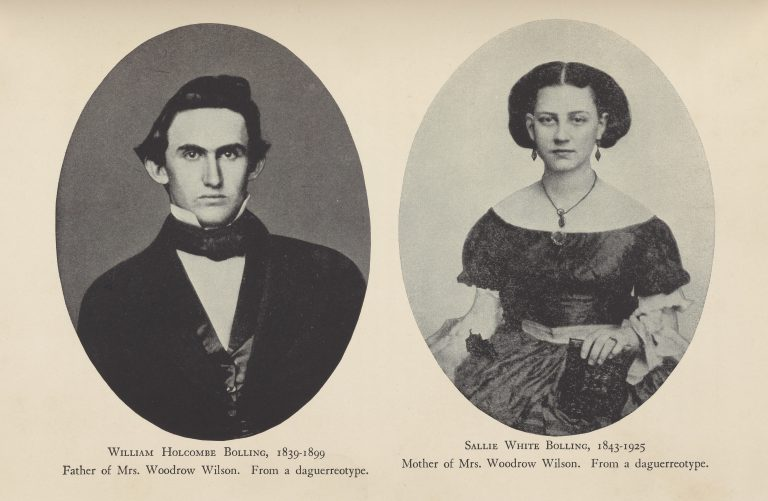 William Holcombe Bolling and Sallie White Bolling